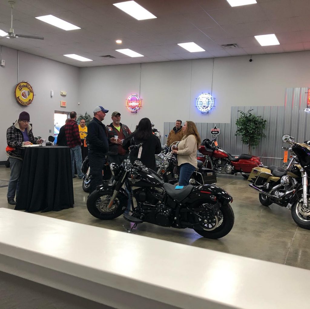 Route 69 Customs open house
